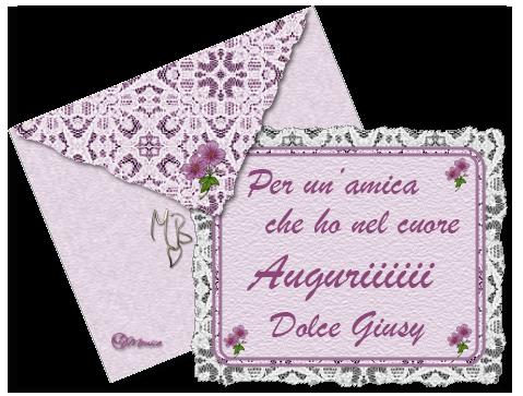 Compleanno Giusyna 2021