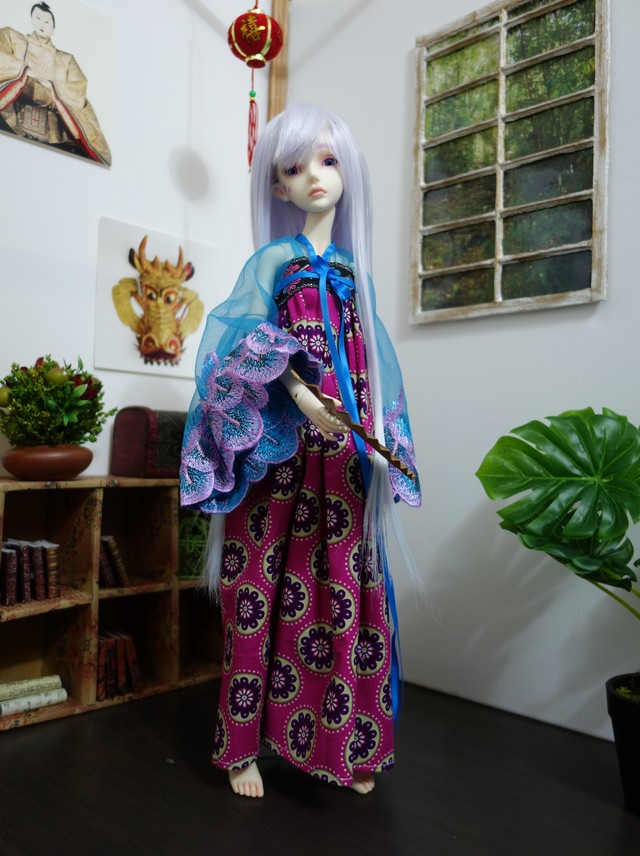 [A BJD tale] Lan Doll Leaves p.32 - Page 31 64989b10db049402042d