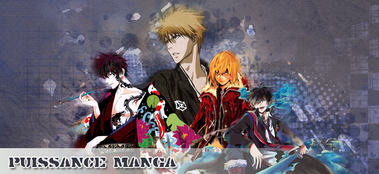 Puissance Manga