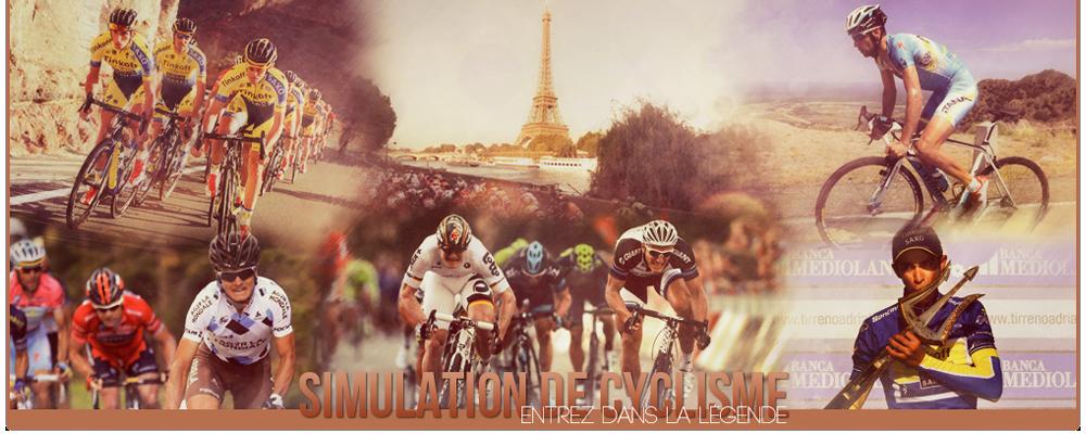 Simulation de Cyclisme