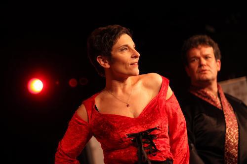 Valérie Izanic et Yannick Kawa