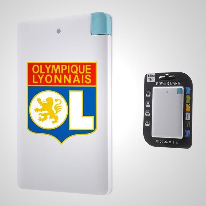 Batterie externe Olympique Lyonnais