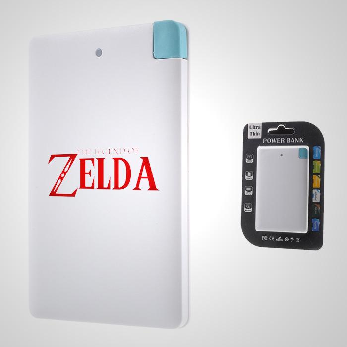 Batterie de secours Zelda