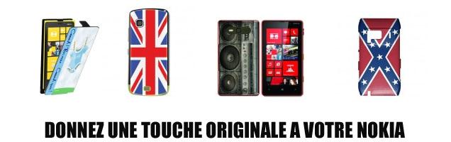 Coques et Housses Nokia