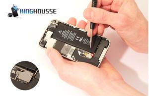 Remplacement de la batterie iPhone 4S étape 4
