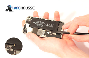 Remplacement Batterie iPhone 4S Etape 5.