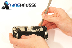 Remplacement Bouton Home iPhone 5 étape 11.