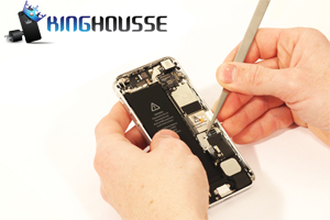 Remplacement Bouton Home iPhone 5 étape 13.