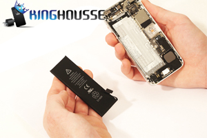 Remplacement Bouton Home iPhone 5 étape 19.