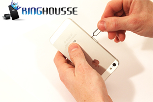 Remplacement Bouton Home iPhone 5 étape 20.