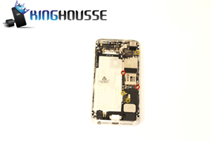 Remplacement Bouton Home iPhone 5 étape 23.