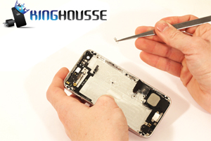 Remplacement Bouton Home iPhone 5 étape 32.