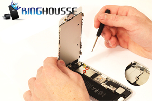 Remplacement Bouton Home iPhone 5 étape 6.