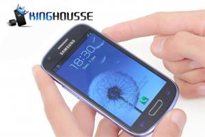 Tuto remplacement Batterie Samsung S3 mini étape 1.