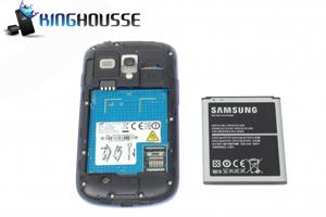 Remplacement batterie sg3 mini étape 4