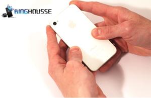 Remplacement écran Complet iPhone 4S Etape 2.