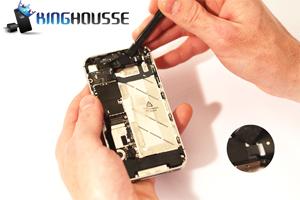 Reparation écran complet iphone 4S