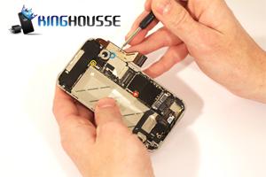 Remplacement écran complet iphone 4S étape 24
