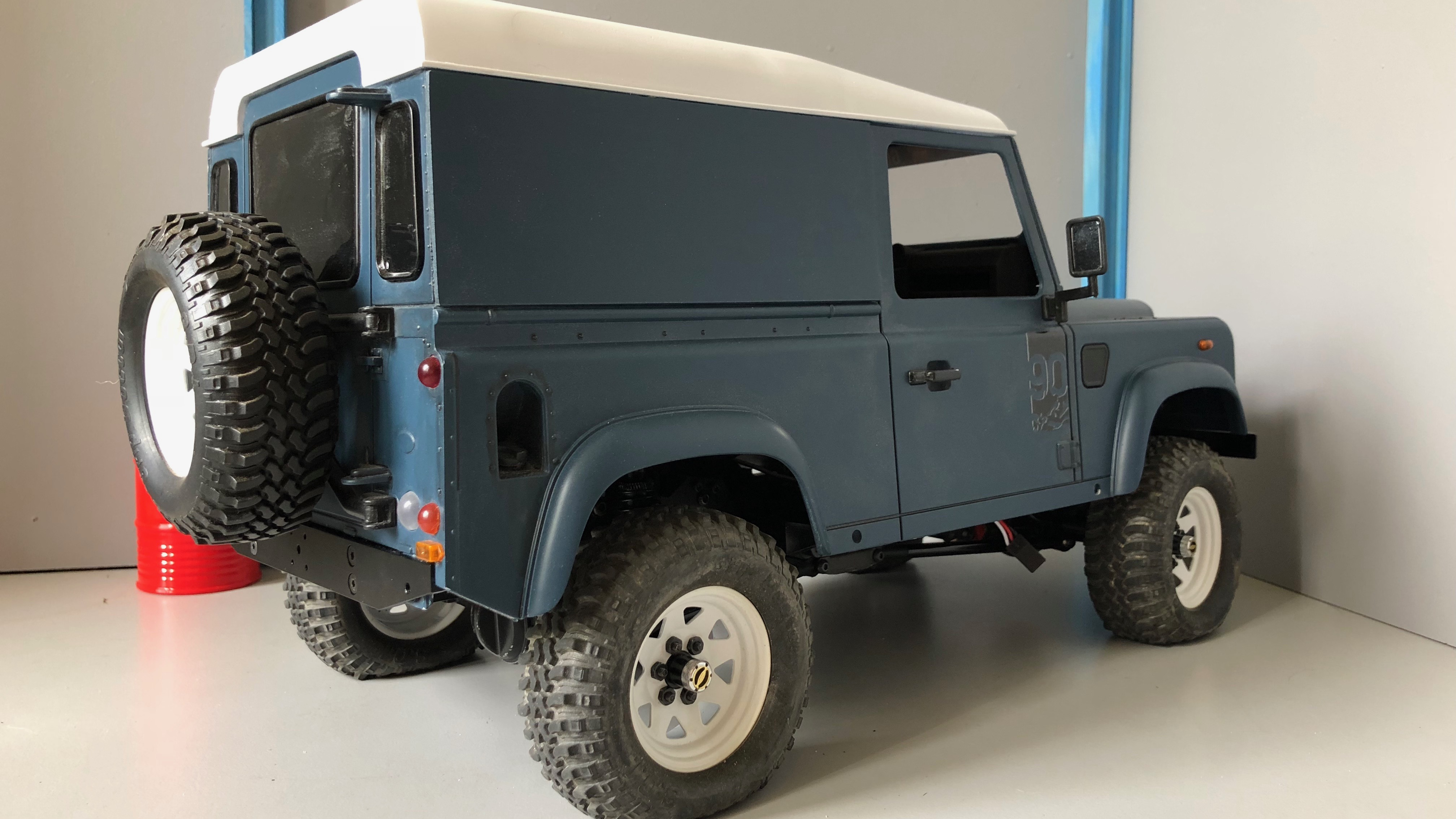 RC4WD Gelande II Defender 90 by Skudd 5f91df8bb6fee85fe58b