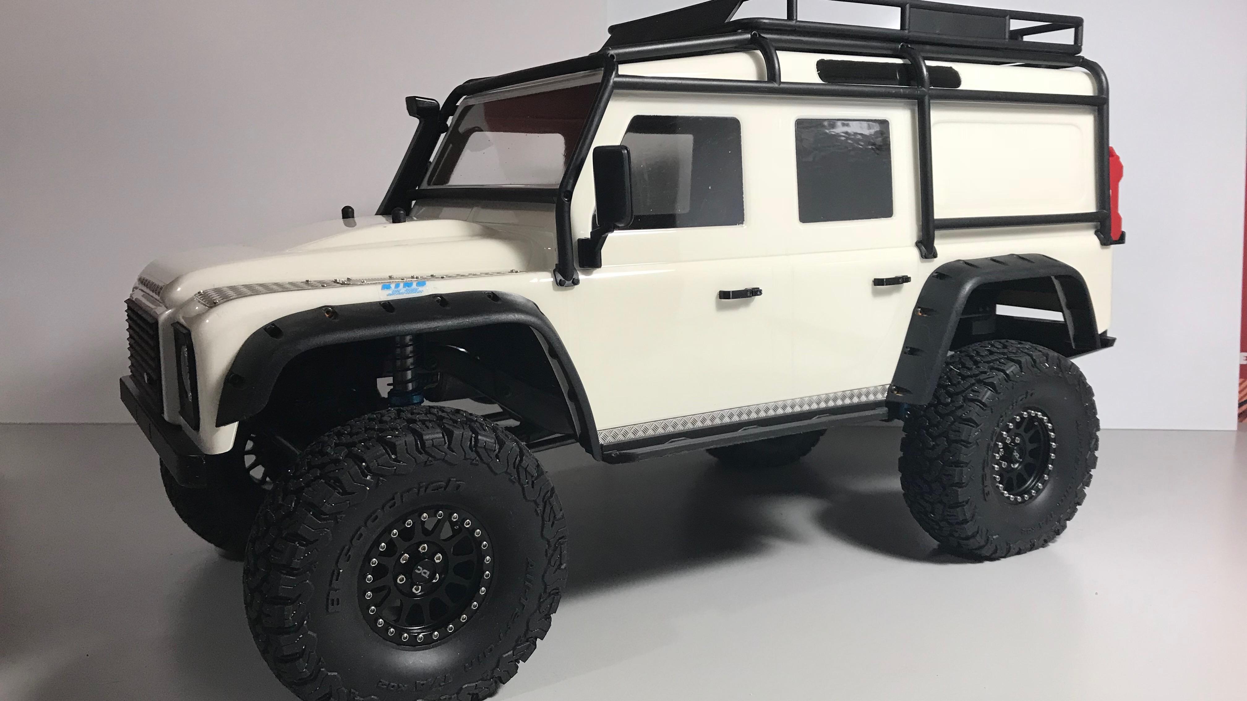 Fabrication Land Rover Pickup Defender D90 pour Léo - Page 2 7e311e7e3eeee7003d1e