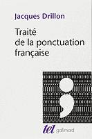 Livre - Traité de la ponctuation française