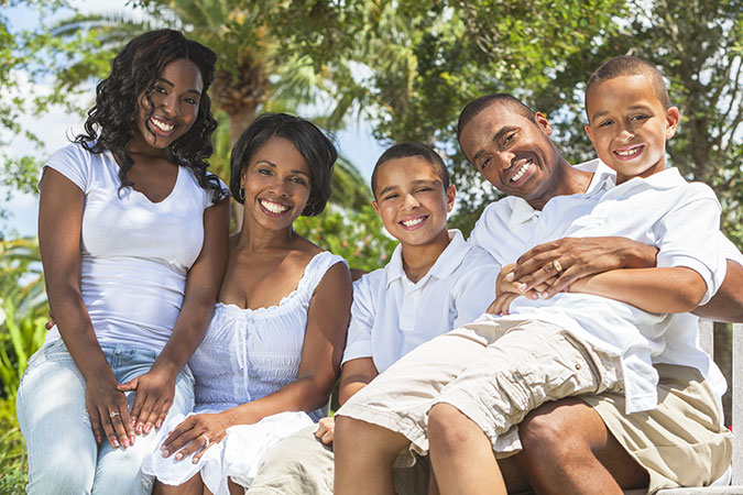 Famille, patrimoine